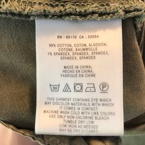 Pilcro and the Letterpress Pants - Anthropologie chinos